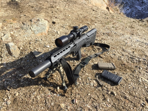 The Desert Tech Mdr In 5 56 Coldboremiracle