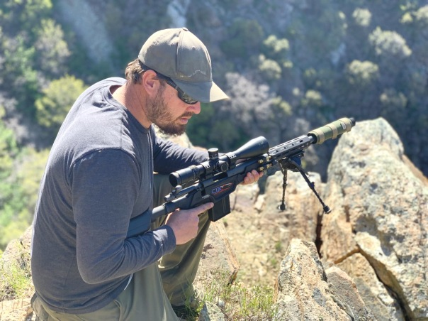 Graham Brothers Rifleworks MARC Sport Chassis for the
